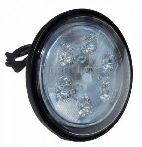 Electrical Components - LED Lights - Tiger Lights - 18W LED Sealed Round Light, TL3010, RE336111