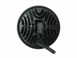 Tiger Lights - 24W LED Sealed Round Hi/Lo Beam with Wired Cable, TL3020, RE25126 - Image 4