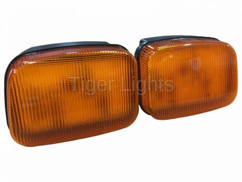 Tiger Lights - LED Case/IH Amber Cab Light, TL7010 - Image 2