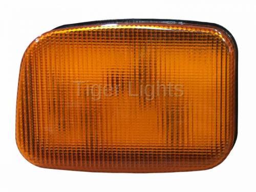 Tiger Lights - LED Case/IH Amber Cab Light, TL7010 - Image 4