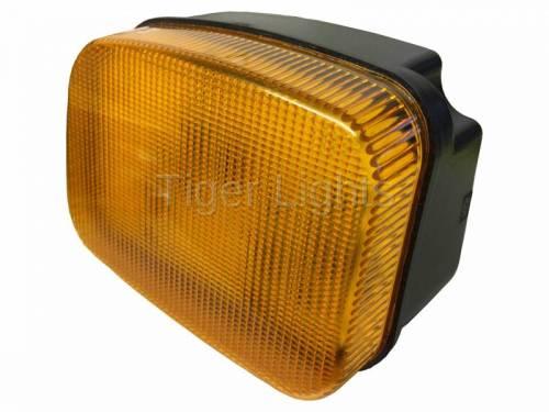Tiger Lights - LED Case/IH Amber Cab Light, TL7010 - Image 5