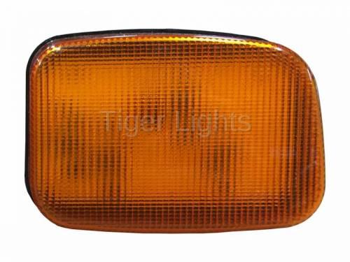 Tiger Lights - LED Case/IH Amber Cab Light, TL7010 - Image 6