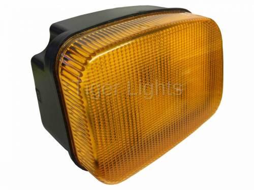 Tiger Lights - LED Case/IH Amber Cab Light, TL7010 - Image 7