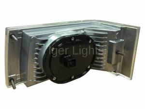 Tiger Lights - LED Case/IH Magnum Right LED Headlight, TL7140R - Image 5