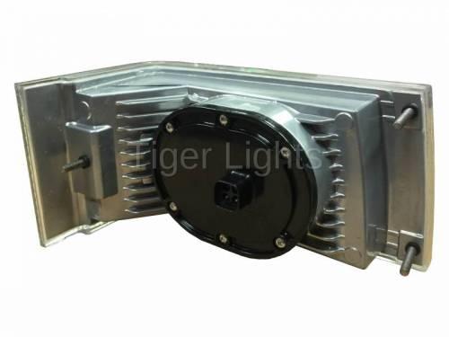 Tiger Lights - LED Case/IH Magnum Left LED Headlight, TL7140L - Image 5