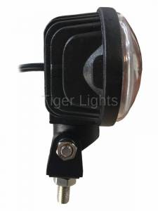 Tiger Lights - Bottom Mount Oval LED Light, Spot Beam, TL8060 - Image 4