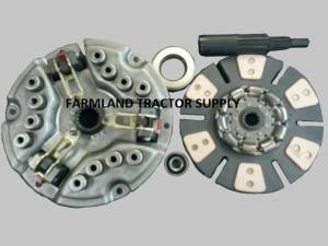 Clutch Transmission & PTO - Clutches
