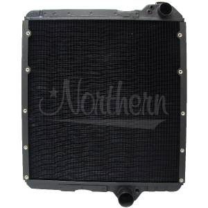Cooling System Components - Radiators - NR - 140501A2 - Case/IH RADIATOR