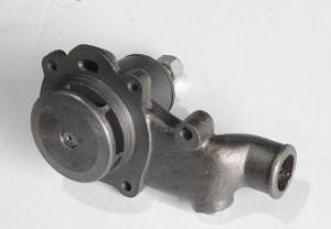 Cooling System Components - Pumps - 3641219M91 - Massey Ferguson, WATER PUMP