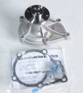 Pumps - 3704180M91 - Allis Chalmers, Bobcat, Case, Massey Ferguson WATER PUMP