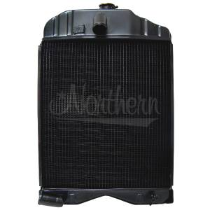Cooling System Components - Radiators - NR - 182456M91 - Massey Harris RADIATOR