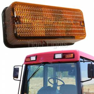 Electrical Components - Tiger Lights - LED Amber Light, 92185C1