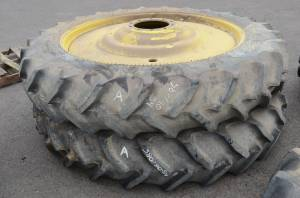 Used Parts - Used Wheels & Tires - Used Tires/Wheels - Goodyear Tires/Wheels 380/90-R54 (A)