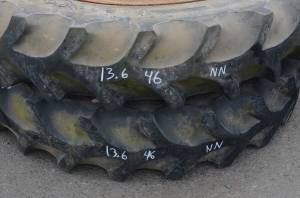 Used Tires/Wheels - Firestone Tires/Wheels 13.6-46 (NN)