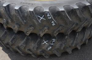 Used Parts - Used Wheels & Tires - Used Tires/Wheels - Firestone Tires/Wheels 14.9 R46 (X)