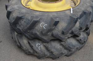 Used Tires/Wheels - Titan Tires/Wheels AG49M (CC)