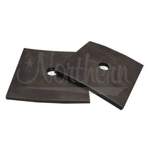 Cooling System Components - Gaskets and Seals - NR - RW0178-43 - RUBBER MOUNT PADS