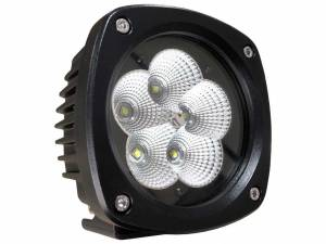 Electrical Components - Tiger Lights - 50W Compact LED Wide Flood Light, Generation 2, TL500WF