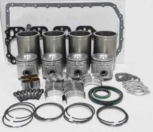 Engine Components - Farmland - 256TD - Ford MAJOR OVERHAUL KIT