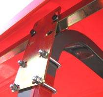 Seats & Cab Components - BC Canopies - B3600 - Canopy Mounting Kit