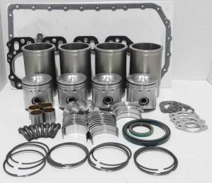 Engine Components - Farmland - FT304T - Ford New Holland MAJOR OVERHAUL KIT