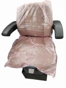 Seats & Cab Components - Seats,Cushions - 8436 - KM 1061 UNI PRO SEAT & AIR SUSPENSION
