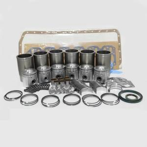 Engine Components - Farmland - 1173342318 - Case/IH, Ford New Holland INFRAME OVERHAUL KIT