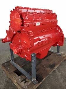 Engine Components - Long Blocks - New, Used, Remanufactured Engines - INTDT414LB - International  LONG BLOCK