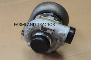 Engine Components - Turbochargers - Farmland - 700836-5001 - Komatsu TURBOCHARGER