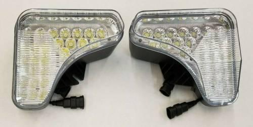 Electrical Components - Tiger Lights - 7251340 - Bobcat SKID STEER LED HEADLIGHTS