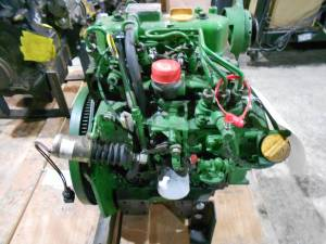 Used Engines - John Deere 670 Yanmar Used Engine