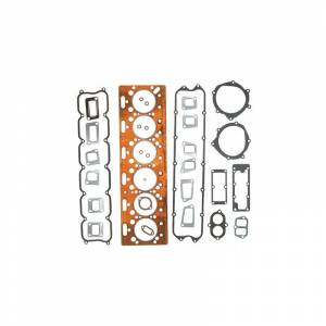 Engine Components - Gaskets and Seals - RE - MU5LT1186 - Massey Ferguson, White HEAD GASKET SET
