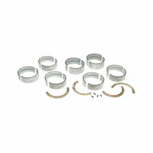 Engine Components - Main Bearings - RE - RP211129 - Allis Chalmers MAIN BEARING SET