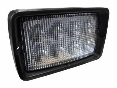 Tiger Lights - 3 x 5 LED Cab Headlight - Image 2