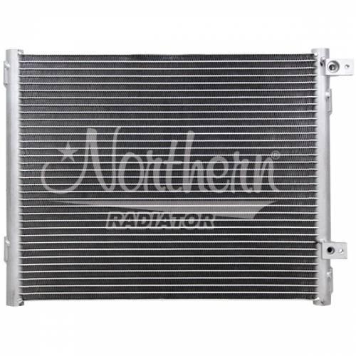 Cooling System Components - NR - 3C58150040 - Kubota CONDENSER