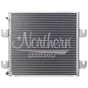 A/C Components - Condensers - NR - 3C65150040 - Kubota CONDENSER