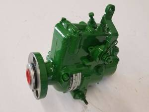 Fuel System - Injection Pump - Farmland - AR67380 - For John Deere FUEL INJECTION PUMP, Remanufactured