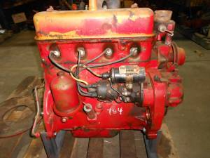 Used Engines - International 424  C146 Used Engine