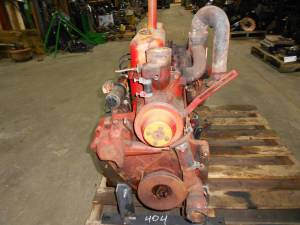 Used Engines - International 424  C146 Used Engine - Image 3