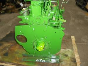 New, Used, Remanufactured Engines - John Deere 670 Rebuilt Engine - Image 3
