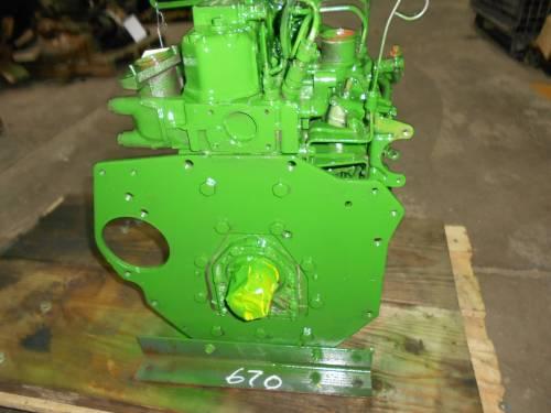Used Engines - John Deere 670 Rebuilt Engine - Image 3