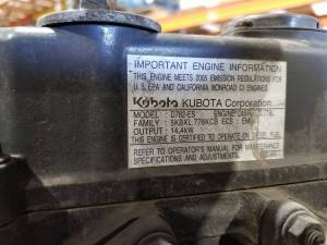 Used Engines - Kubota B7410 Used Engine - Image 5