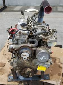 Used Engines - Massey Ferguson 1160 Izuzu Used Engine - Image 1