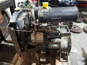Used Engines - Yanmar 3TNE68-GIA  Used Power Unit Engine - Image 2