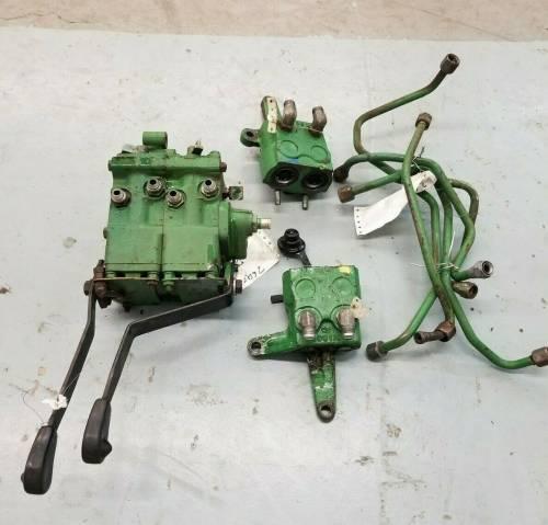 Hydraulics - Farmland - John Deere 2020 2030 2040 2240 2440 Utility Dual Remote SCV