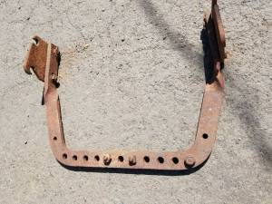 3 pt Hitch and Drawbars - Drawbars - Farmland - 350963R1 - Farmall International Cub Lo-Boy USED DRAWBAR