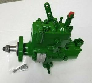 Fuel System - Injection Pump - Farmland - AR49899 - For John Deere FUEL INJECTION PUMP, Remanufactured