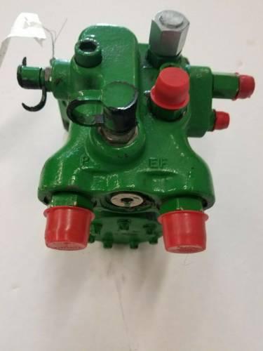 4WD Front Axle & Steering - Steering - Farmland Tractor - RE203460 - John Deere POWER STEERING MOTOR, Used