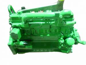 Engine Components - Remanufactured Engines