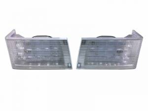Electrical Components - LED Lights - Tiger Lights - CaseKit1 - Complete LED Light Kit for Case/IH Magnum Tractors